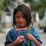 bambina del guatemala