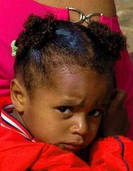 bambina di Ouro Preto