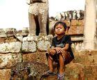 Bambini ad Angkor 2