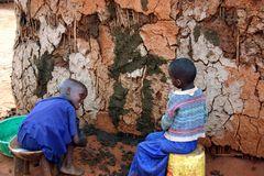 Bambini di fango