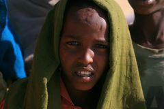 bambino di Bahir Dahr