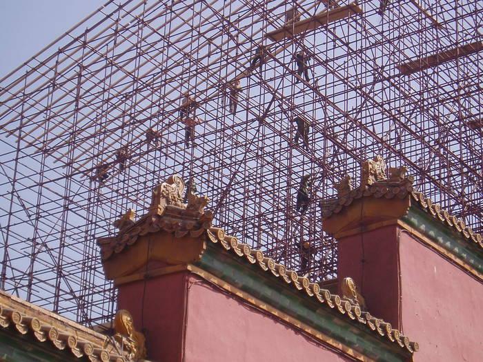 Bamboo Dreams - Forbidden City - Bejing