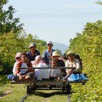Bamboo Train bei Battambang
