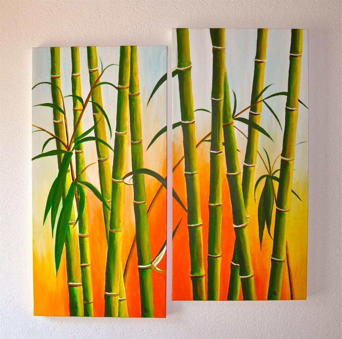 Bambus I und II