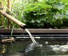 Bambusbrunnen
