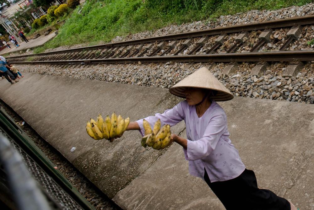 Banana train