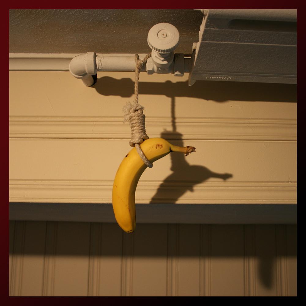 Bananenselbstmord