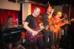 Band Grand Malheur im Musikclub Kiste Stgt