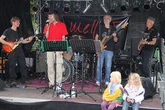 Band MELLOWmit Sänger OPENAIR
