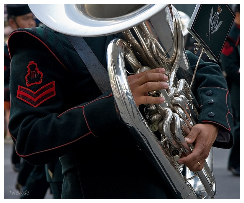 Band of the Brigade of Gurkhas 2