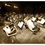 Banda musicale_in notturno