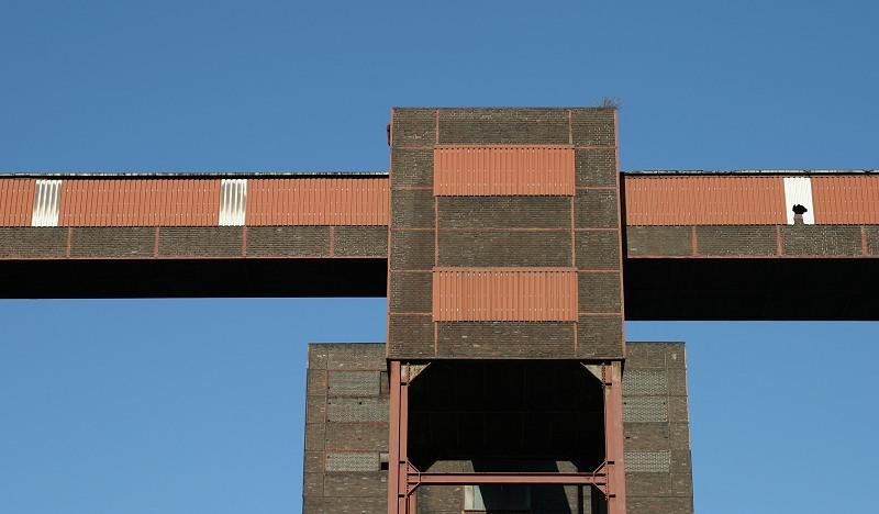 Bandbrücke auf Kokerei Zollverein