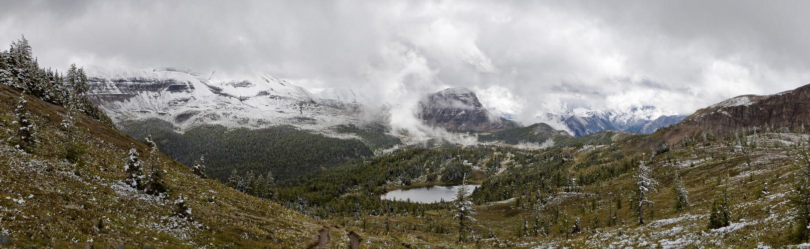 Banff National Park - Sunshine Meadows