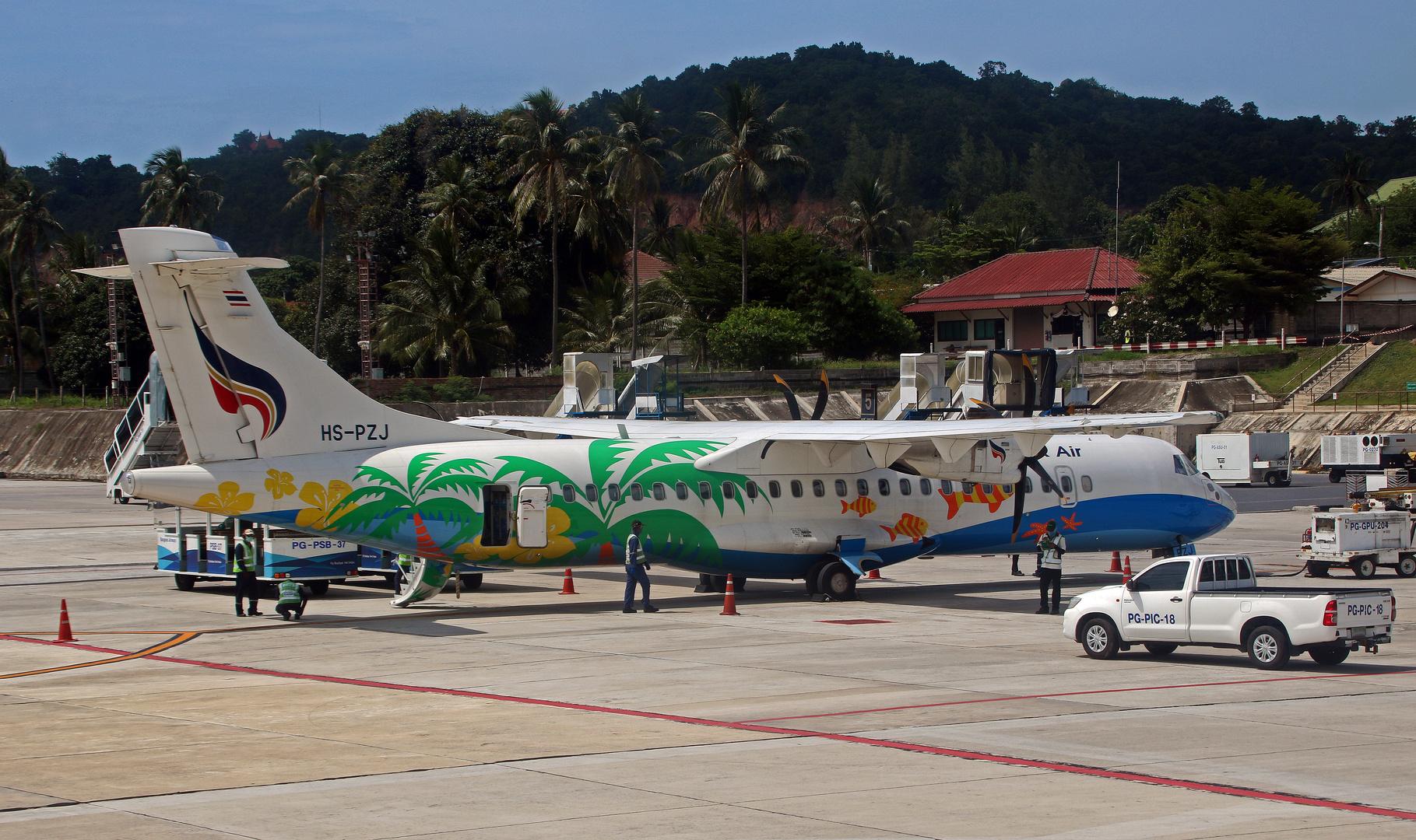 BANGKOK AIR / Koh Samui Airport