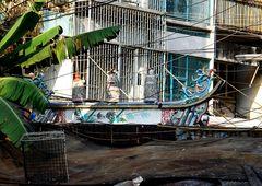 Bangkok backside