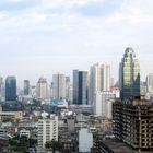Bangkok Buildings and Pollution