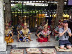BANGKOK -- Erawan Shrine
