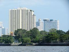 Bangkok, Hotel lebua at State Tower...