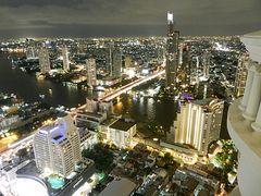 Bangkok in der Nacht...