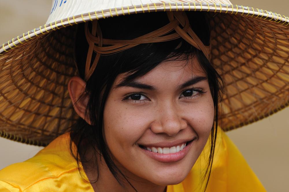 Bangkok-Mädchen