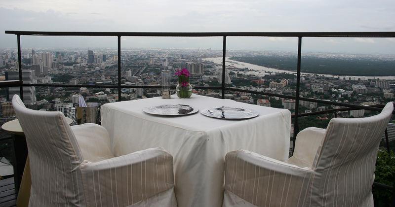 Bangkok - Vertigo Skybar