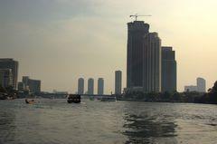Bangkoks Hochhäuser