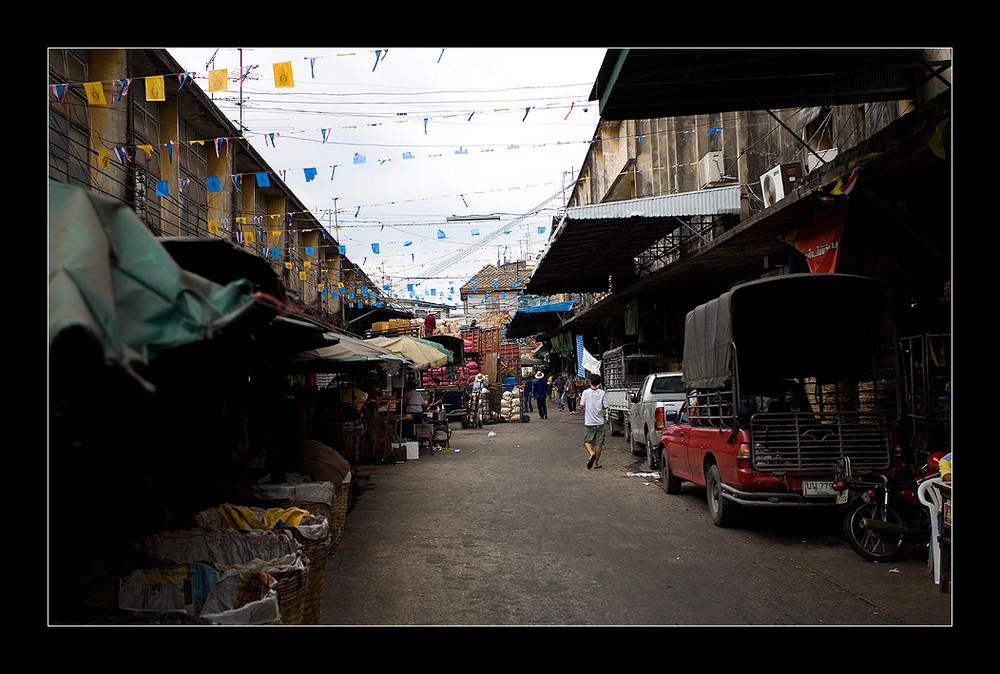 Bangkok's Markets