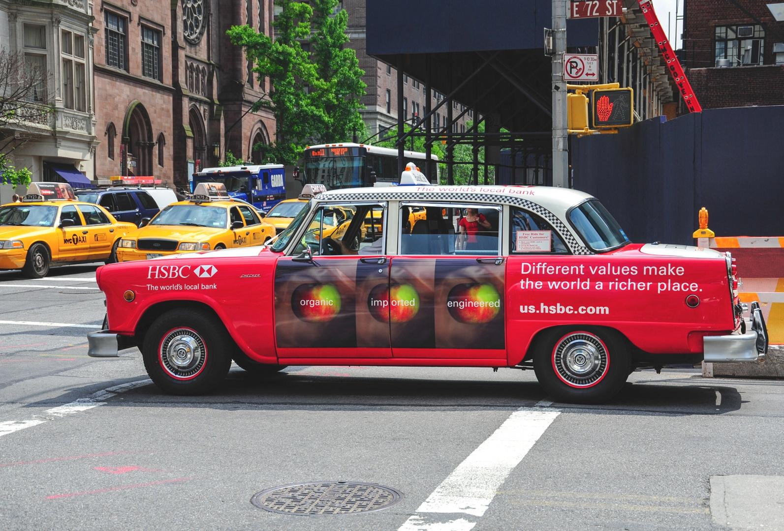 - Bank Cab -
