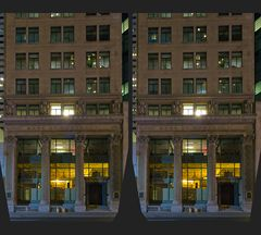 Bank Of Montreal 3D