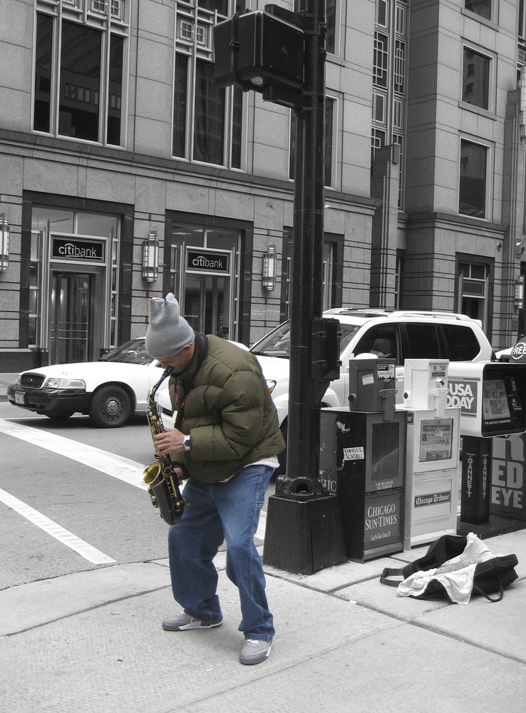 Bankenkrise in den USA (Chicago,IL)