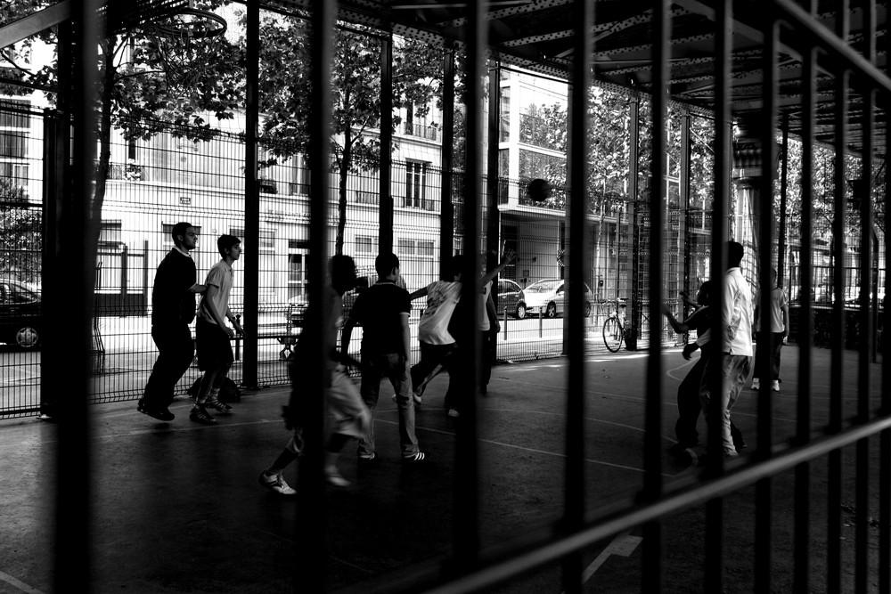 banlieue à paris