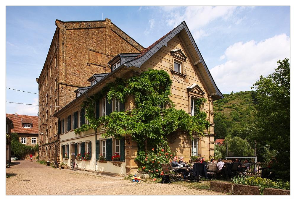 Bannmühle