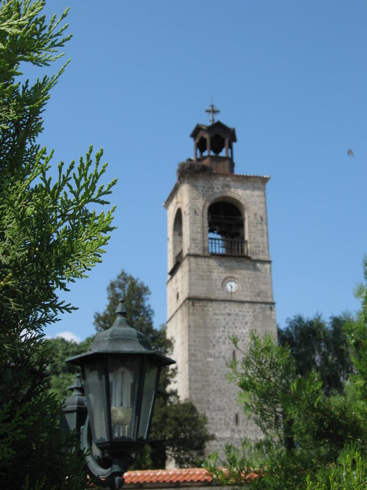 Bansko Church.