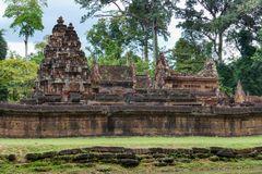 ...Banteay Srei - der Tempel der Schönen...