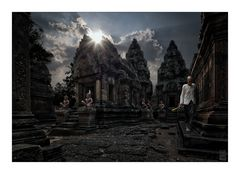 Banteay Srei ~ The Angkorian Diaries