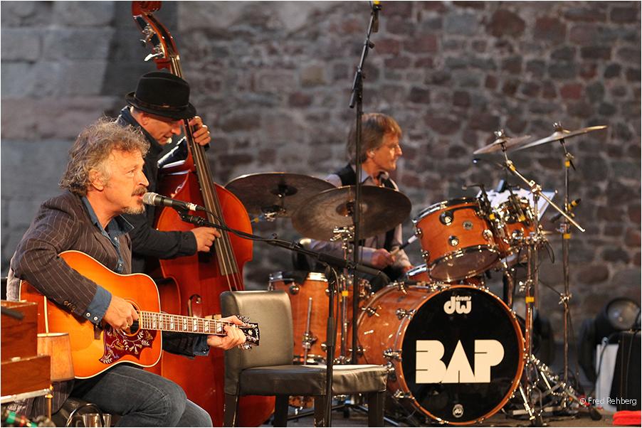 BAP zieht den Stecker – Stiftsruine Bad Hersfeld 2014
