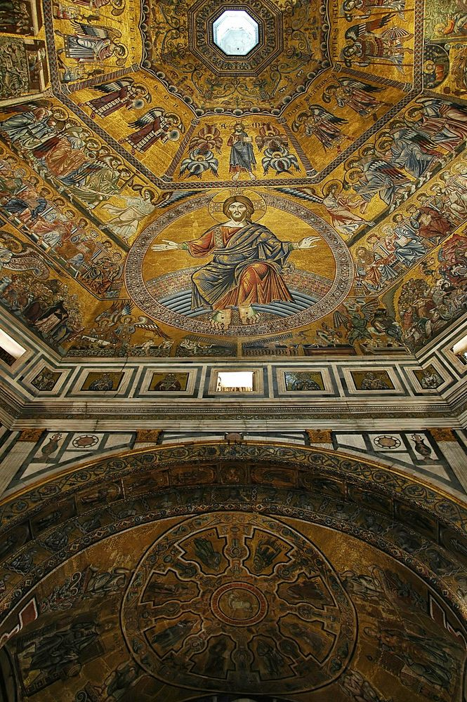 Baptisterium Florenz