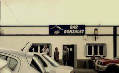 bar gonzalez, vor dem fest, tinaya, fuerteventura