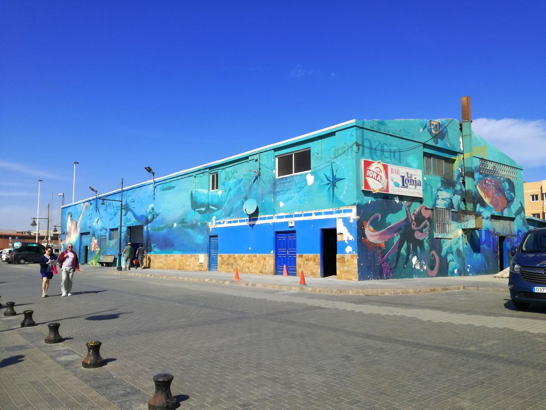 """Bar """"La Lonja"""", Corralejo, Fuerteventura"""