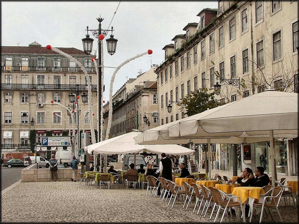Bar «Svizzara» a Lisbona.