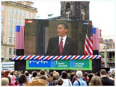 Barack Obama in DRESDEN 4./5.06.09