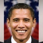 Barack Obama zwei Gesichter