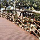 'Baranda de un puente'