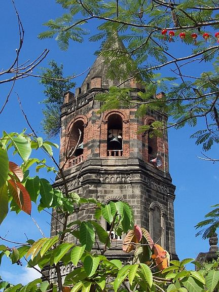 Barasoain Church Bellfry