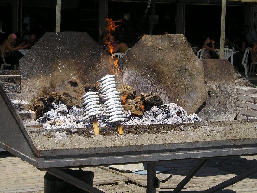 Barbecue espagnol