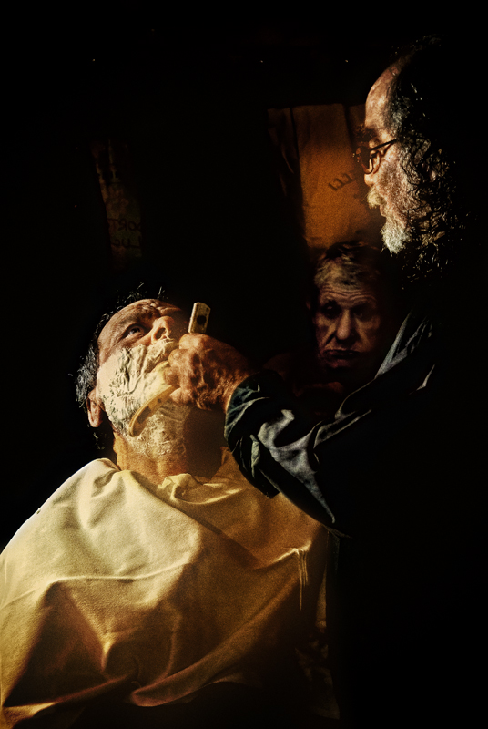 Barber To Domicile