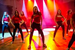 Barbics`s dance crew - Kulmbach