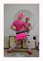Barbie bei der Hausarbeit