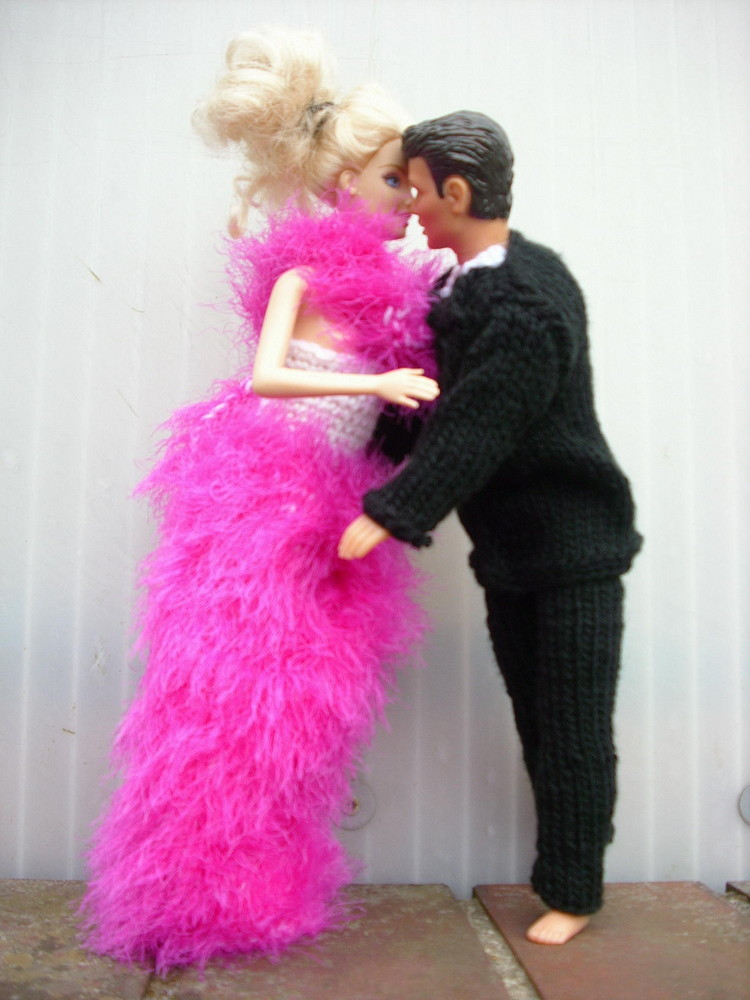 Barbie und Ken