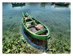 Barca a San Vito (Polignano a mare - Bari)